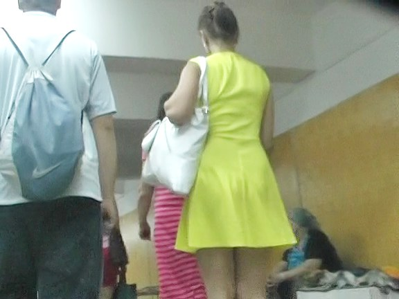 Hidden camera peeping lady upskirt or dressing picture nude images