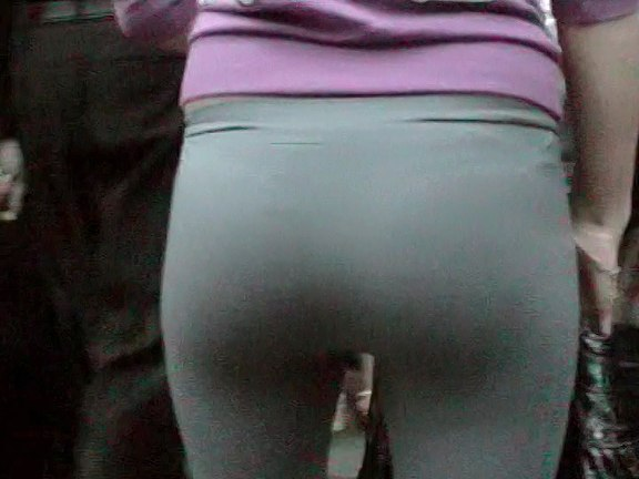 hot booty in leggins