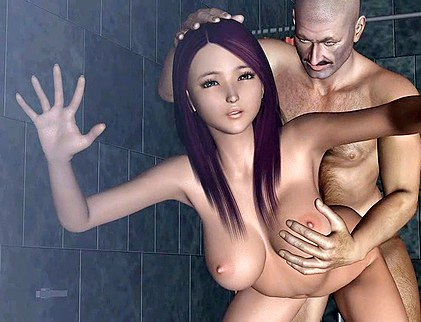 Intense hentai porno in bathroom. Hentai big anus girls and cute anime girls are starring in the best adult hentai games and kinky 3d sex games where everything is possible from plunging into free fuck and blow with some lavish facials in the end to adult toy playing and more