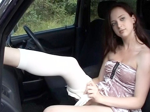 She Likes To Fuck In A Car