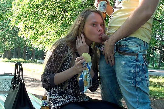 Crazy Couple In Real Public Sex Video