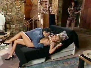 Cameo johnny nineteen in 1980 porn movie scene with miss 1