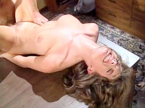 Hard office sex on classic porn auditions