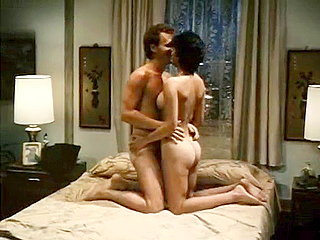 Love birds fuck madly in classic erotica video