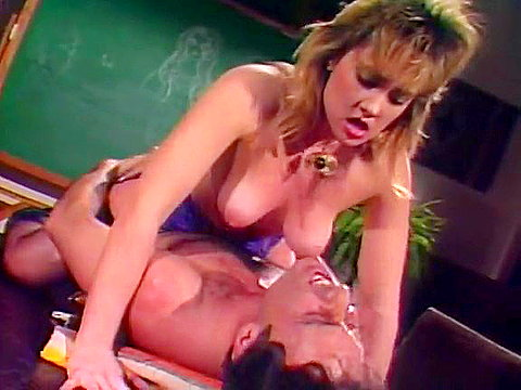 1 Classic 80s porn video with John Leslie
