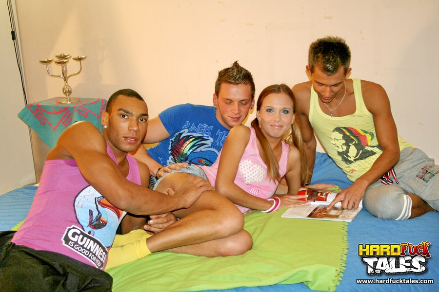 Really hard gang bang Free Photo Gallery 5356