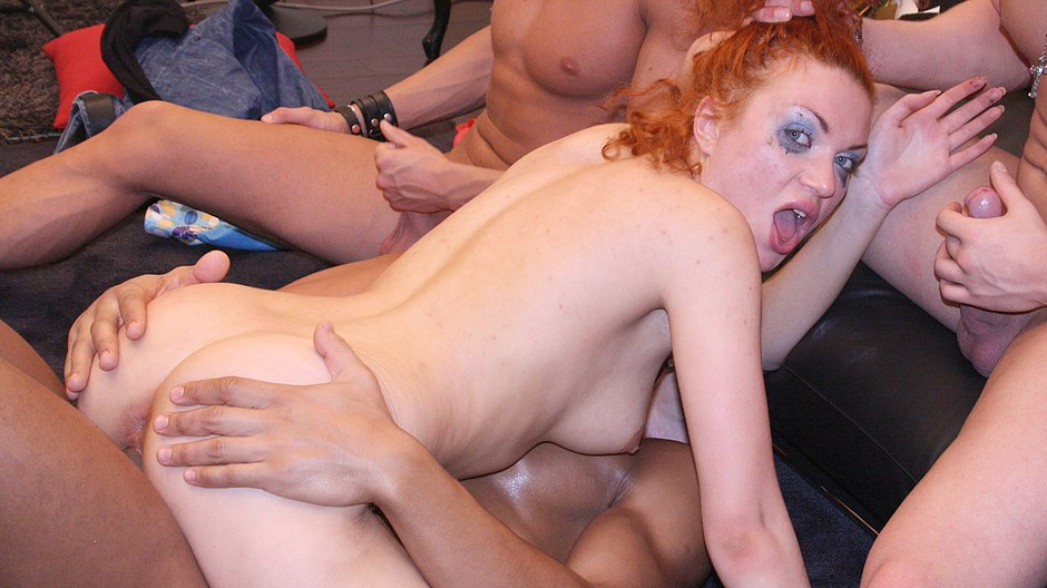Hot cleaner fucked hard as a punishment