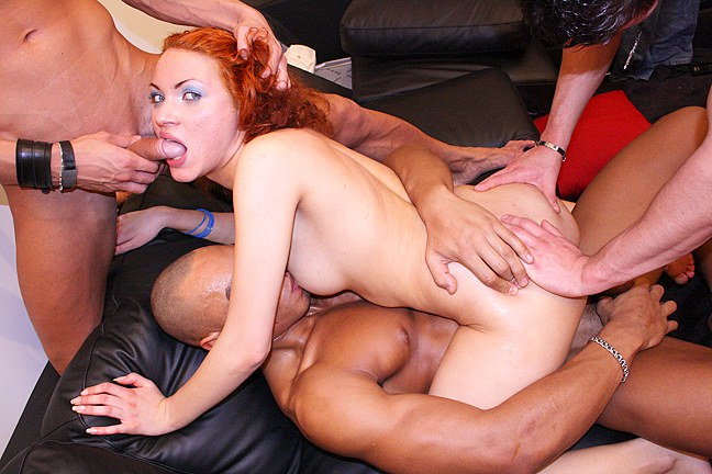 Hardcore sex recede hot blonde