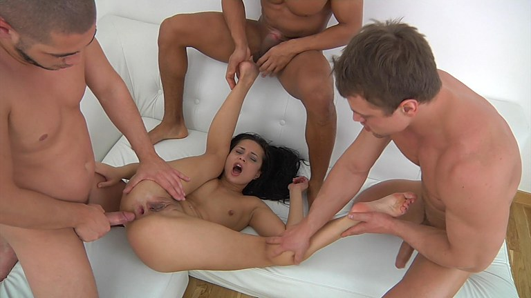 Friends fuck hard in all holes his balls girlfriend