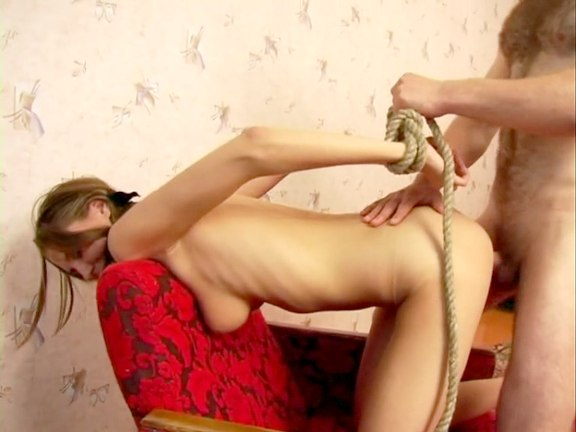 Rope Porn bdsm video