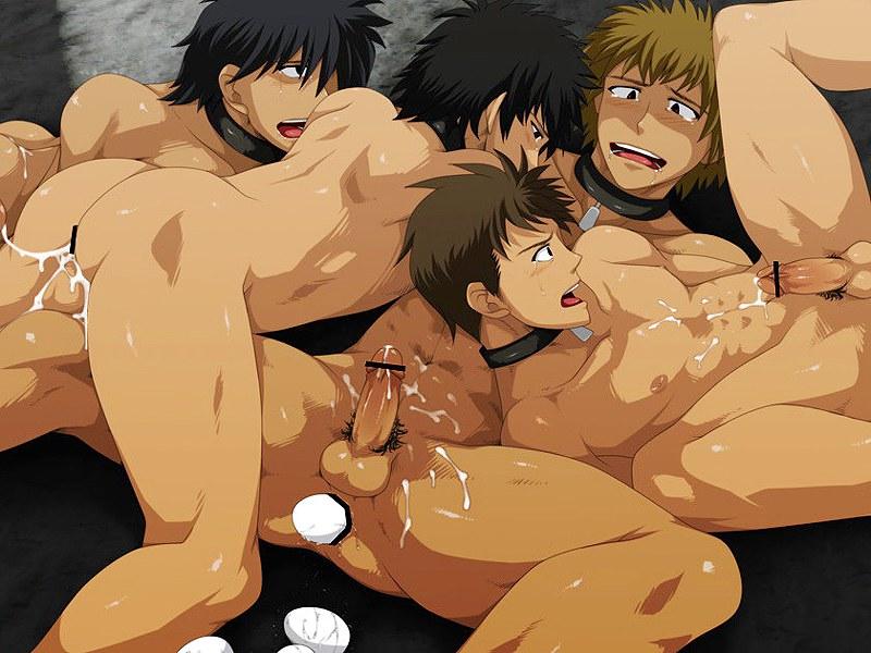 Hot Gay Anime Boys